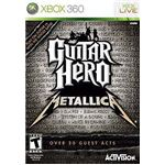 guitar hero metalica box