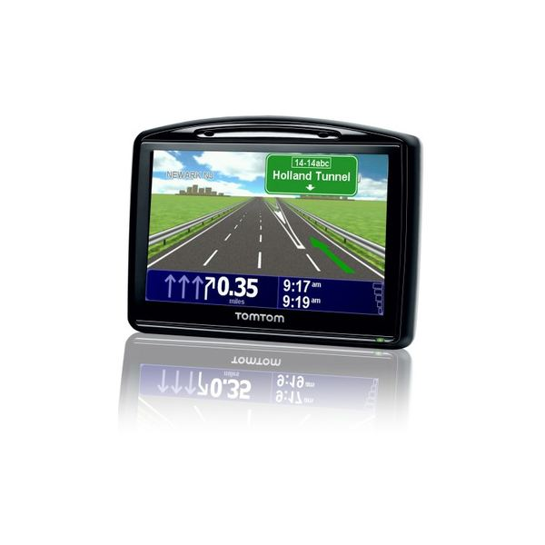 Downloading Free Maps for TomTom GO 720