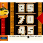 Price Is Right Big Wheel Spin - free games shows