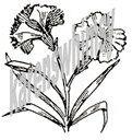 Karen's Whimsy Flower Clipart