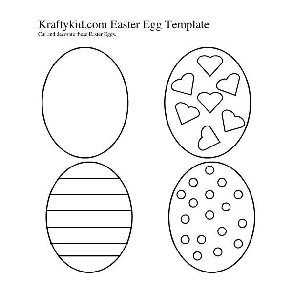 Fun easter egg templates for dtp projects available from various screen shot 2011 01 04 at 14208 pm slideshare offers a template pronofoot35fo Gallery