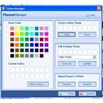 Color Theme Manager.
