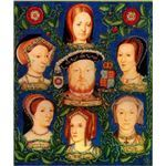 Henry VIII and wives