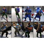 Team Fortress 2 Skins - Superheroes vs Naziverse