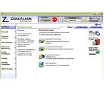 ZoneAlarm's Main User Interface
