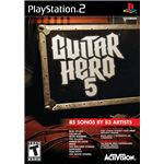 Guitar Hero 5 PS2 Boxshot
