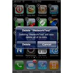 delete iphone-app