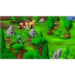 Running Through the Forest in Epic Battle Fantasy 3