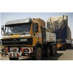 Generator Transport in Iraq