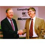 Microsoft and CompuServe