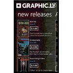 Read comics with Graphic.ly on Windows Phone 7