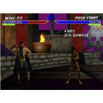 Mortal Kombat 4 screenshot 1