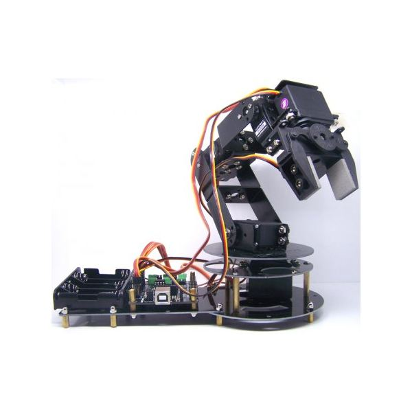 Programmable Robotic Arm Using Arduino Pdf: What is the best