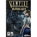Vamprie: The Masquerade - Bloodlines