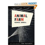 Animal Farm Book Cover from Amazon.com