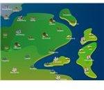 Feudalism map