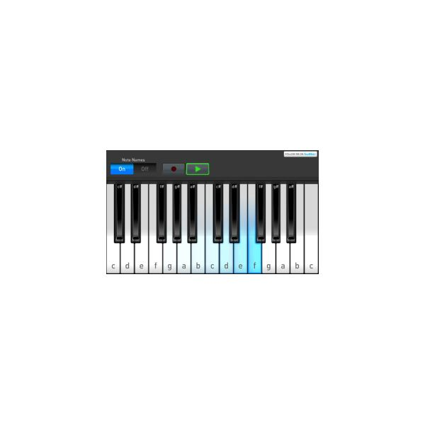 Piano u00bb Virtual Piano Chords - Music Sheets, Tablature, Chords and Lyrics