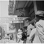 Rationing Board WWII New Orleans