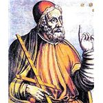 Early Baroque artist rendition of Ptolemy. Courtesy Wikipedia.