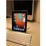 Using a hardware keyboard with your iPad