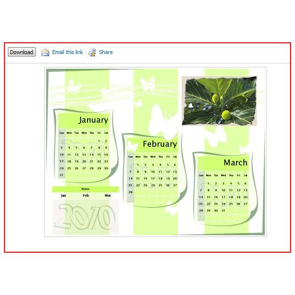 Calendar templates free weekly monthly and other templates for publisher calendar pronofoot35fo Choice Image