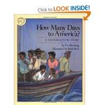 How Many Days to America by Eve Bunting