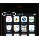 iphone no service