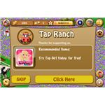 Tap Ranch ad