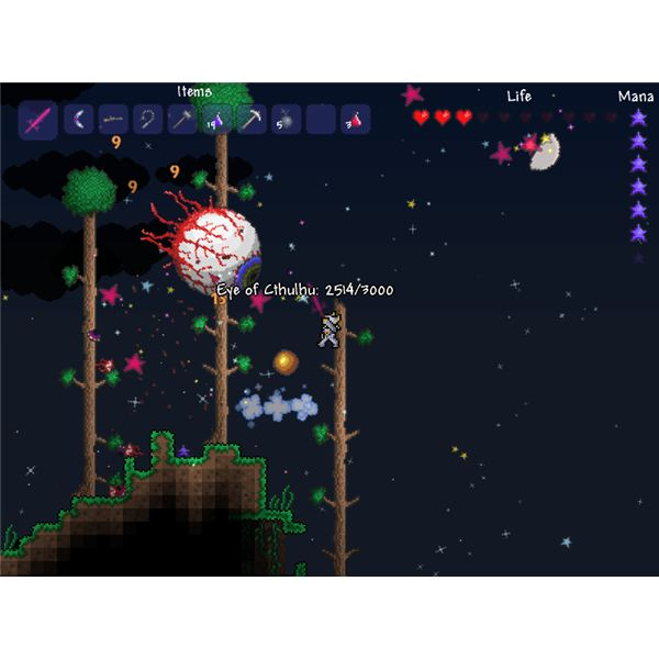 Crafting Recipe For Chest Terraria