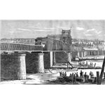 1866 Albany railroad bridge