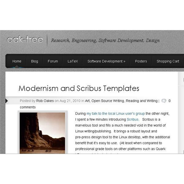 use free scribus templates to save money and be more productive