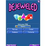 Bejeweled Screenshot start screen