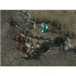 Starcraft 2 Marauder - Terran Marauders punishing Zerg