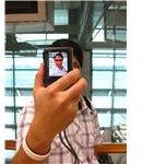 Self Photo with Camera Phone