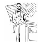 abe-lincoln-coloring-sheets-giving-speech