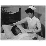 761px-Nurse Aiko Hamaguchi and patient Toyoko Ioki, Manzanar Relocation Center, California
