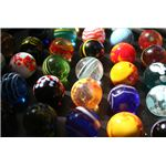 Hand Made West African Marbles
