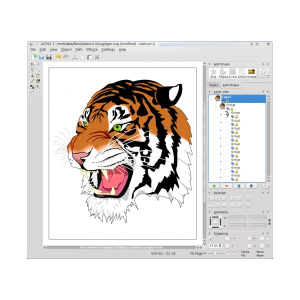 Top 5 free vector graphic software applications Free illustrator alternative
