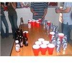 Beer Pong Scene