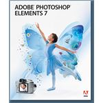 Adobe Photoshop Elements 7 Box Shot