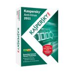 Kaspersky Anti-Virus Software 2011
