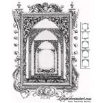 Gothic Frame Brushes by Lileya