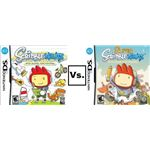 Scribblenauts vs. Super Scribblenauts