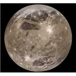 Ganymede - largest moon of Jupiter