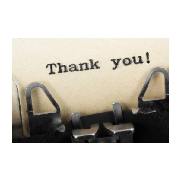 Sample Business Thank You Letters: Communicate Your Appreciation