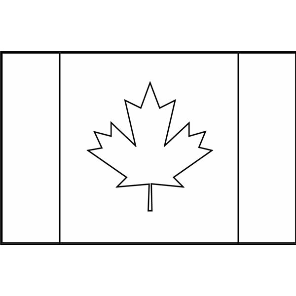 Coloring Sheets World Flags amp