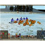 Empire Earth Screenshots: the 3D units look very blocky