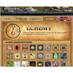 Castle Age Picture of Alchemy Page