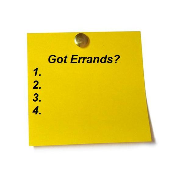 steps to starting an errand running business