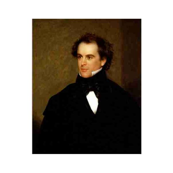 "theme essay on young goodman brown In nathaniel hawthorne's ""young goodman brown"" an allegory is written to show the dangers of abandoning one's christian faith, along with."